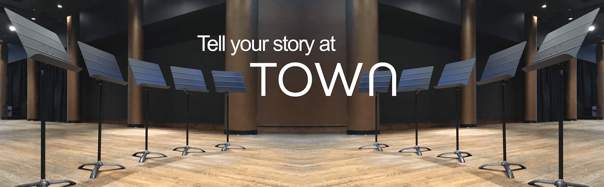 Perform | Town Stages