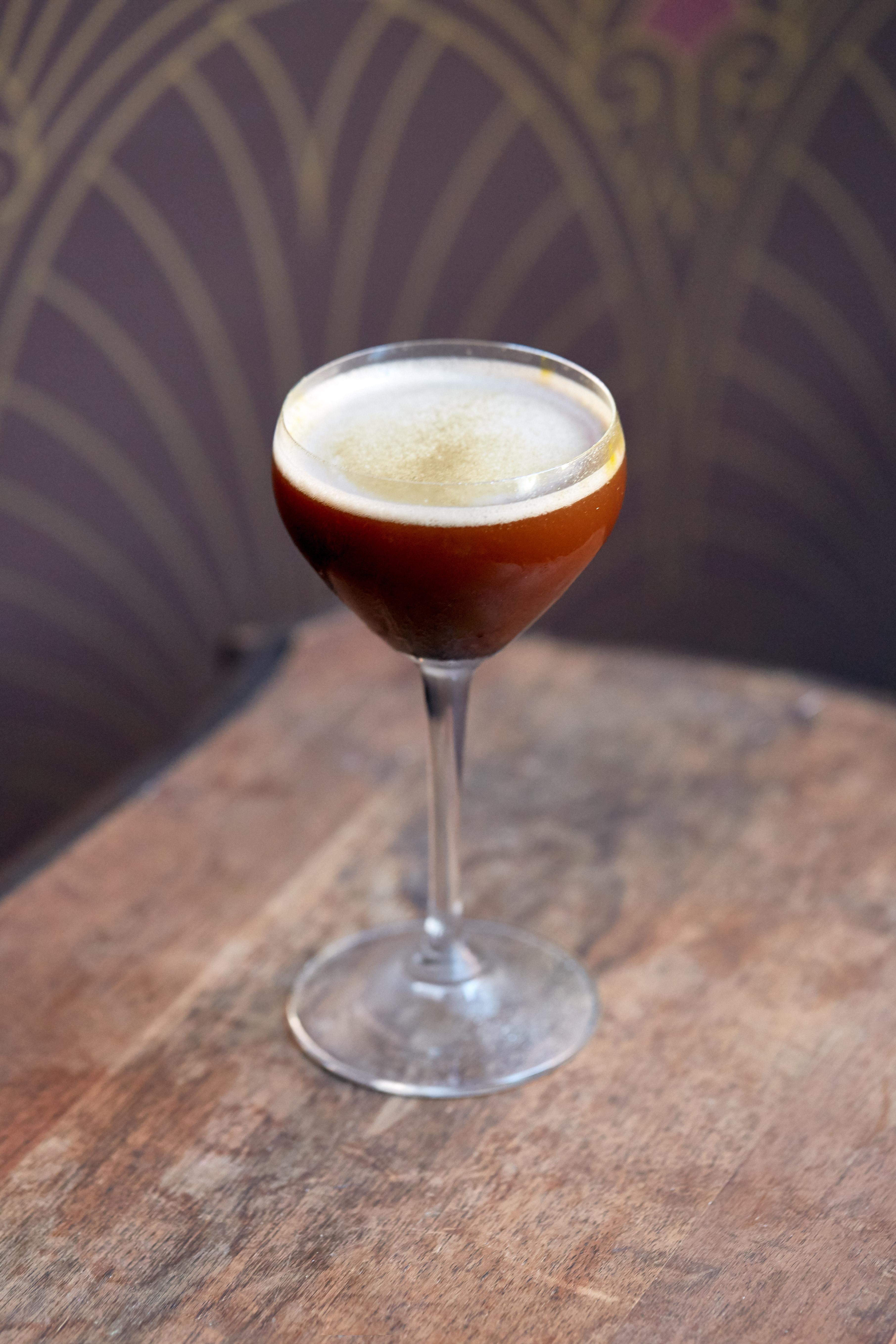 Bulletproof Espresso Martini
