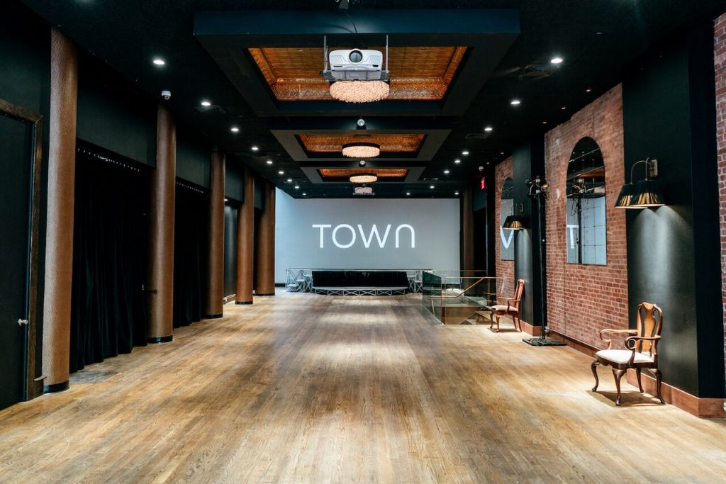 Town Stages | Event Space